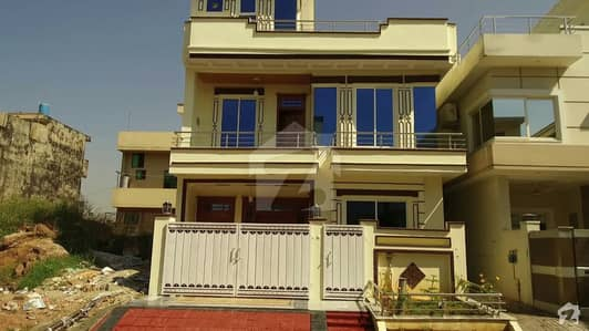 Double Storey Brand New House Is Available For Sale In G-13 Islamabad