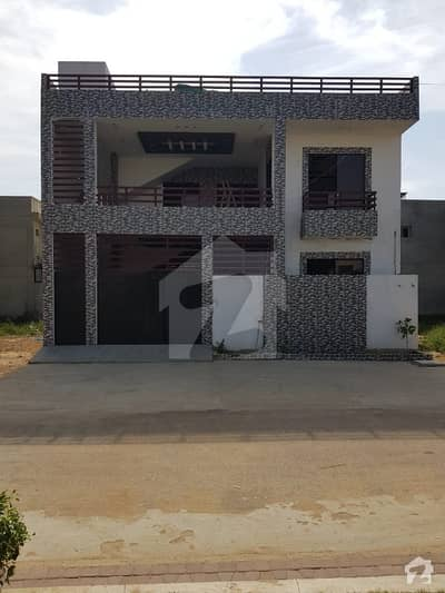 240 Sq Yards Brand New Constructed G+1 House For Sale