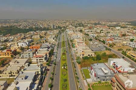 3 Marla Overseas B Comm Plot For Sale 60 Ft Boulevard Direct Deal With Client