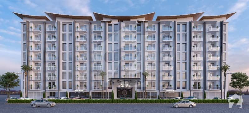 Flat Is Available For Sale In Bahria Town Phase 8