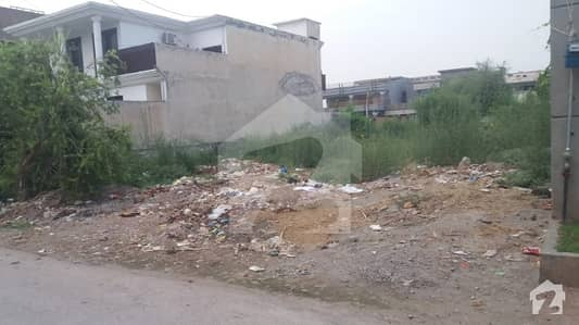 1 kanal  plot for sale prime location in phase 2