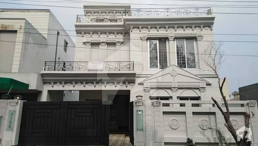 10 Marla Brand New House For Sale In J Block Of Izmir Town Lahore