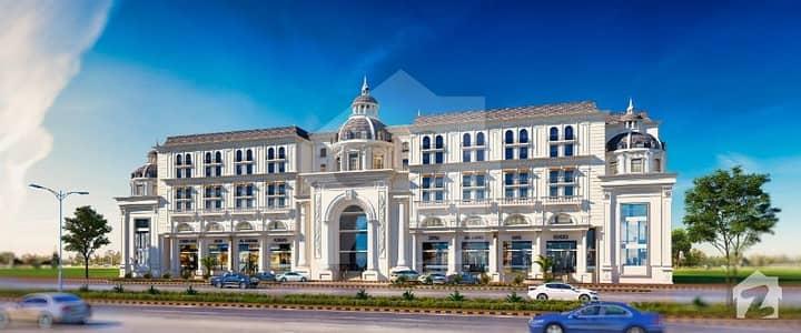 گلبرگ اپیکس بزنس ایونیو گلبرگ اسلام آباد میں 1 مرلہ دکان 52 لاکھ میں برائے فروخت۔