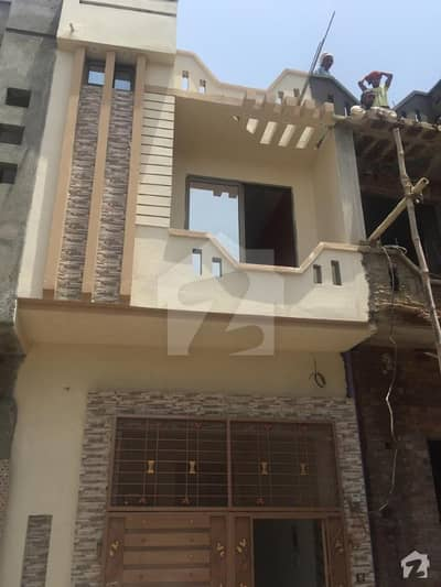 225 marla built new house double story for sale