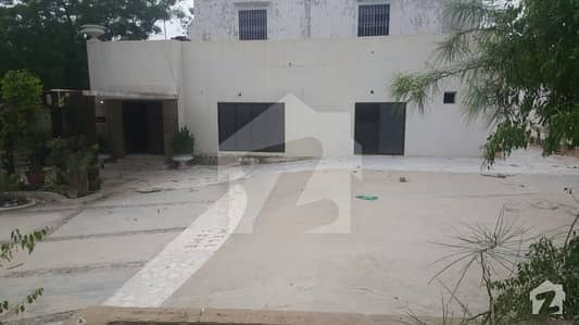 Bungalow Available For Rent For Commercial Purpose