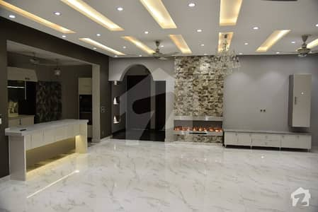 DHA Phase 2 Sector D 1 Kanal 5 Bed Brand New House