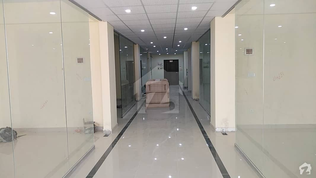 Shops And Flats Are Available For Sale In Commercial Plaza Adiala Road Rawalpindi