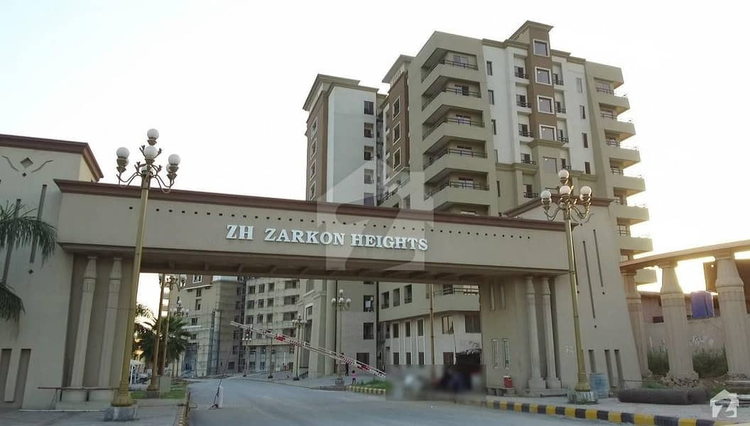 Flat Is Available For Sale In Zarkoon Height