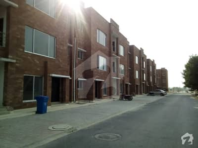 5 Marla 1st Floor Flat On Ground Develop Ready For Living All Deuce Clear