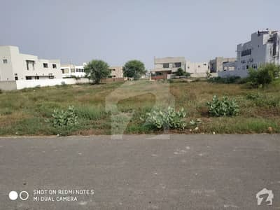 Plot No 449 in Dha Phase 6 Block M