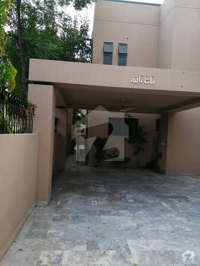 1 Kanal Corner House For Rent office  Resi In West Wood Housing Society Lahore