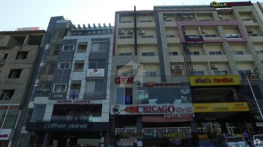 Two Sided Corner Shop In Lg Floor Rented On 65000 With Famous Brand