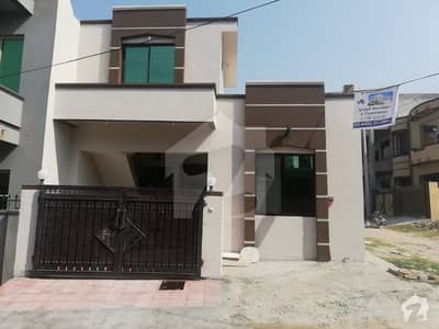 A Beautiful Brand New  Single Storey Corner House For Sale In Airport Housing Society  Rawalpindi