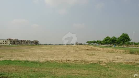 10 Kanal Developed Form House Plot Available At Good Location In Block D