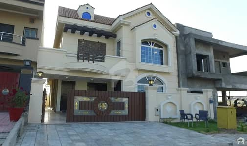 Brand New Spacious 10 Marla Designer House Is Available For Sale In Block D Bahria Town Phase 8 Rawalpindi