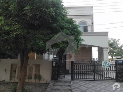 10 Marla House For Sale In M Block Of Wapda City Faisalabad