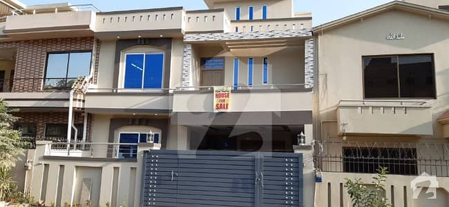 10 Marla New House For Sale in PWD Housing Society