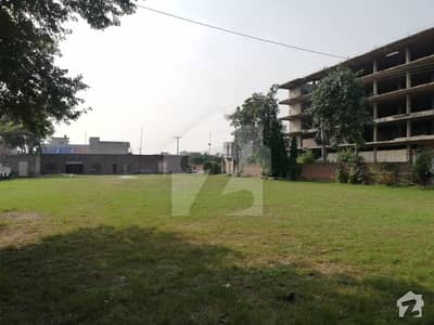 5 Kanal Corner Land Is Available For Sale