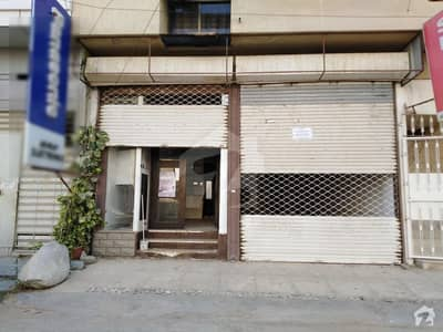 Basement+Ground Floor Commercial Space Is Available For Rent