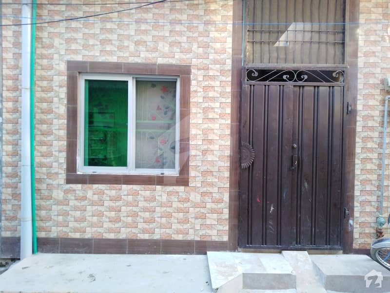 2.5 Marla Double Storey House Is Available For Sale