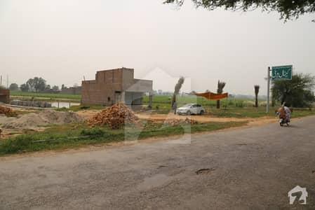 کنال ویلی وزیر آباد روڈ ڈسکہ میں 5 مرلہ رہائشی پلاٹ 16.15 لاکھ میں برائے فروخت۔