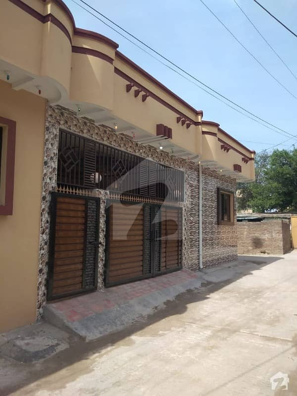 Adyala 5 Marla Brand New Owner Built House With Water Boring.