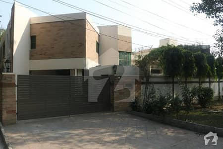 Corner 1 Kanal 5 Bed Beautiful Designed House For Sale In Sarwar Road Lahore