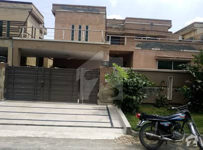 14 Marla Slightly Used House For Sale In Falcon  Lahore
