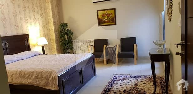 Full Furnished One Bed Room Apartment Is Available For Rent