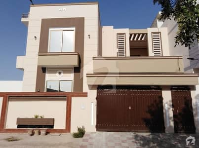 Double Storey House Is Available For Sale On Good Location