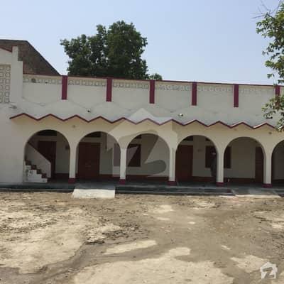 پاجیگی روڈ پشاور میں 4 کمروں کا 1 کنال مکان 16 ہزار میں کرایہ پر دستیاب ہے۔