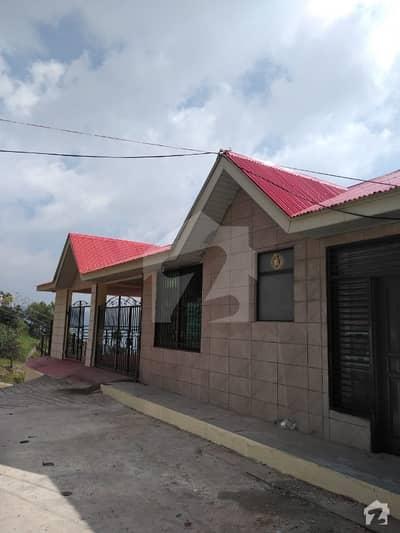 5990 Sq Feet House For Sale In Ihata Noor Khan Murree