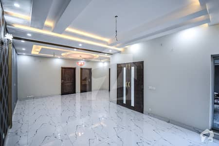 10 Marla Brand New Modern Design Bungalow Near to Big Park Commercial and Mosque