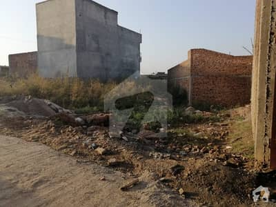 5 Marla Residential Plot For Sale in Islamabad View Valley