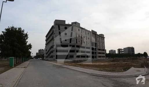 4 Marla Commercial Plot Number 125 Block For Sale In Bahria Town Lahore