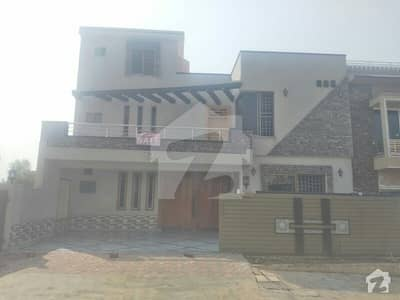 Cbr Town Phase 1 Islamabad House For Sale