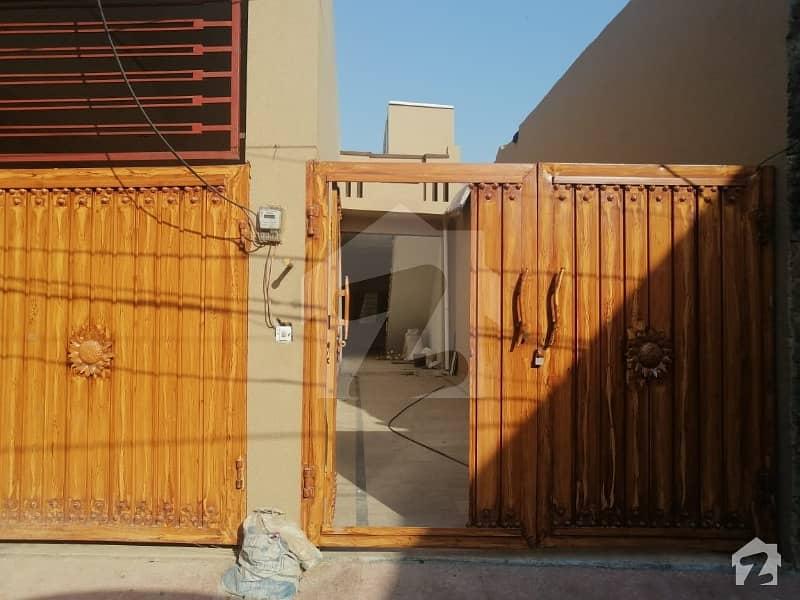 5 Marla Single Portion House For Sale