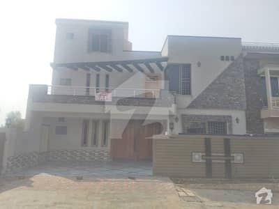 DOBUL STORY HOUSE FOR SALE IN CBR TOWN PHASE1 ISLAMABAD