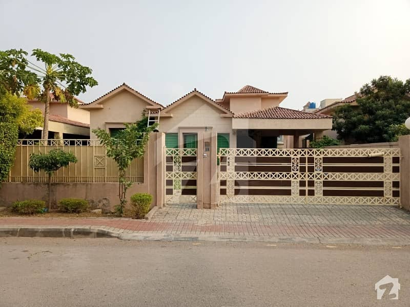 Here Is A Good Opportunity To Live In A WellBuilt House Safari Villa 1 Bahria Town