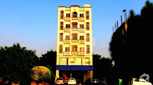 5 Marla 7 Storey Plaza Golden Opportunity For Sale In Sector D Bahria Town Lahore
