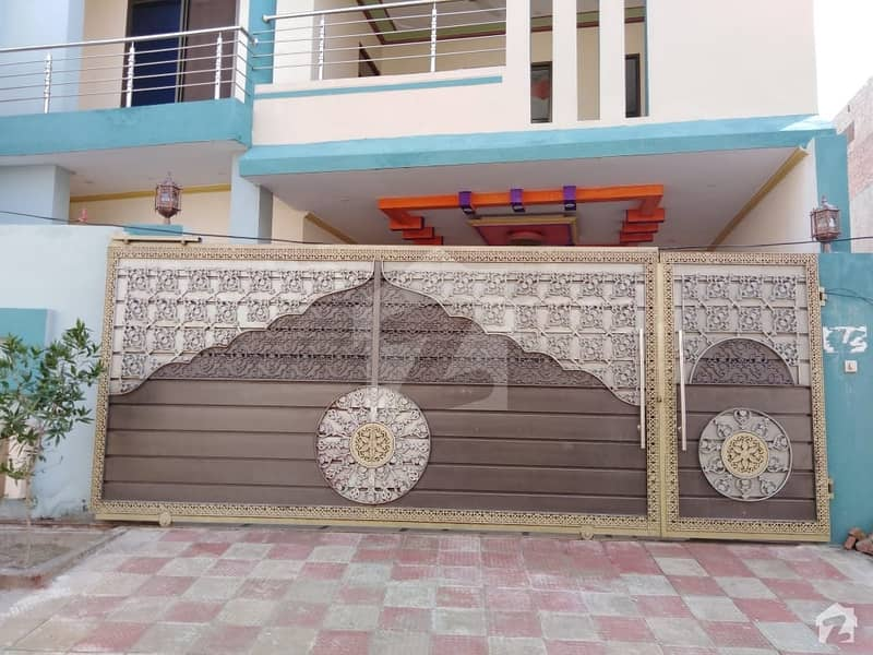 گوہرٹاؤن بہاولپور میں 7 کمروں کا 10 مرلہ مکان 1.6 کروڑ میں برائے فروخت۔