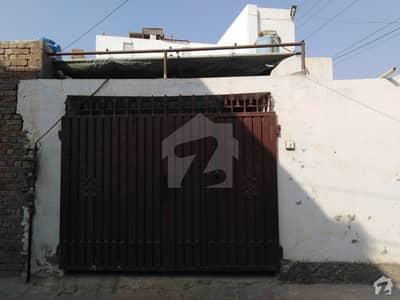 5 Marla Corner Single Stoery House For Sale