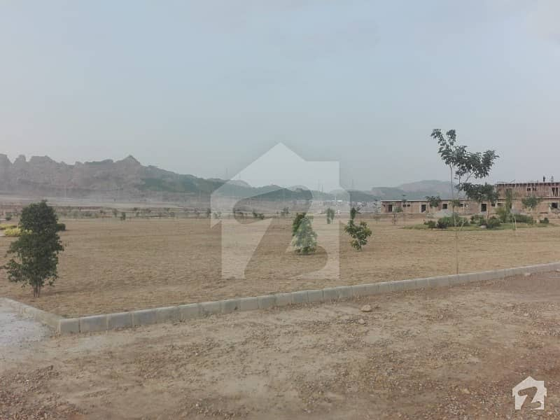 Pair 1250 Square Feet Residential Plot For Sale At Faisal Margalla City