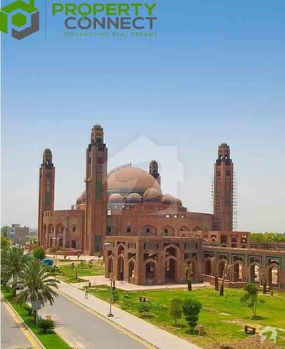 Commercial Plots For Sale In Bahria Town Lahore