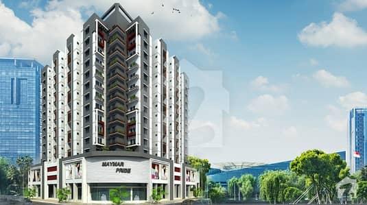 میمار پرائڈ گلشنِ معمار گداپ ٹاؤن کراچی میں 2 کمروں کا 6 مرلہ فلیٹ 92.73 لاکھ میں برائے فروخت۔