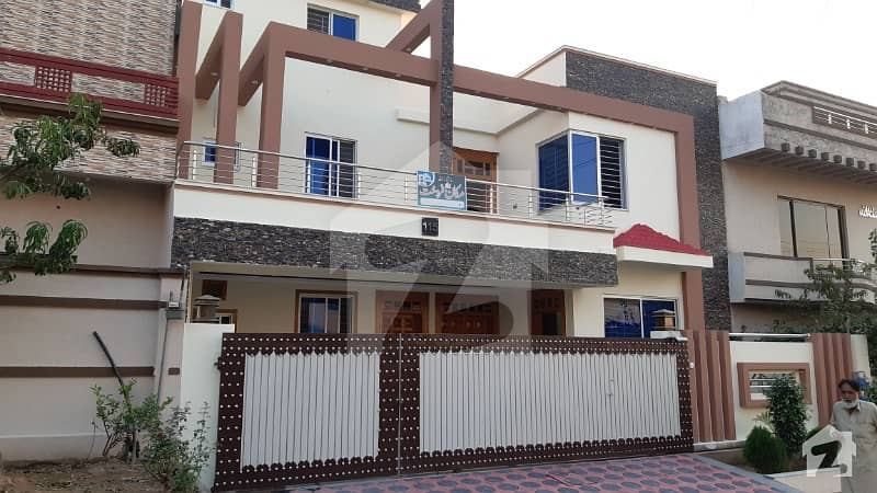 14 Marla New House For Sale in CBR Town Islamabad