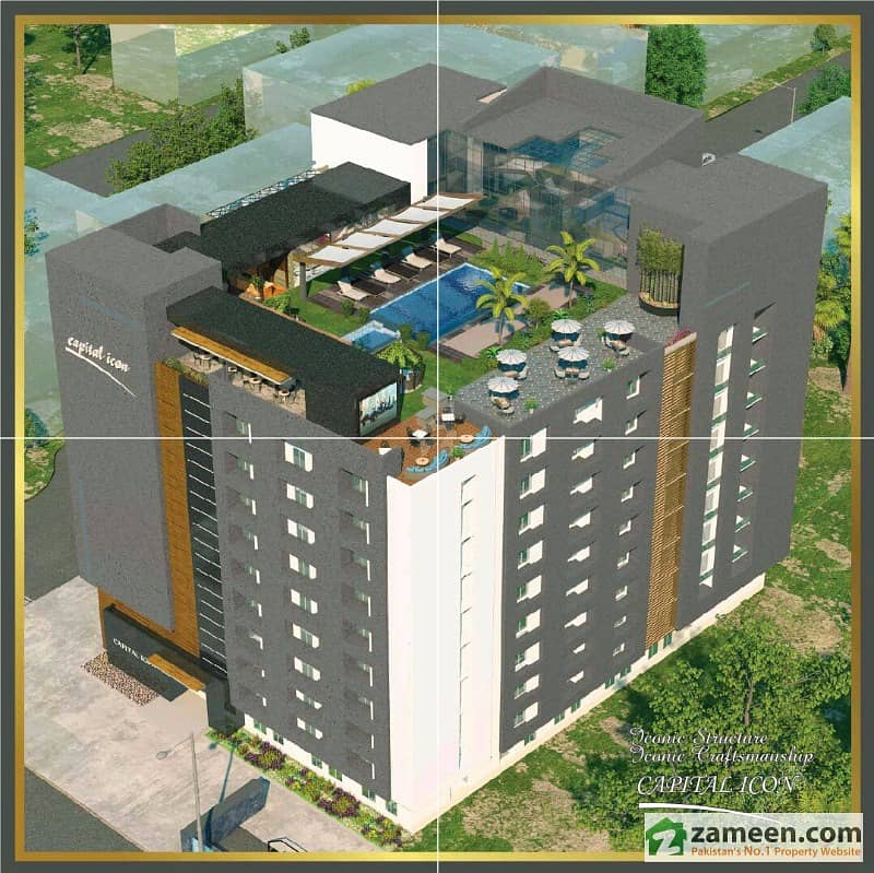 Islamabad Capital: Capital Icon Islamabad Super Luxurious Apartments Are