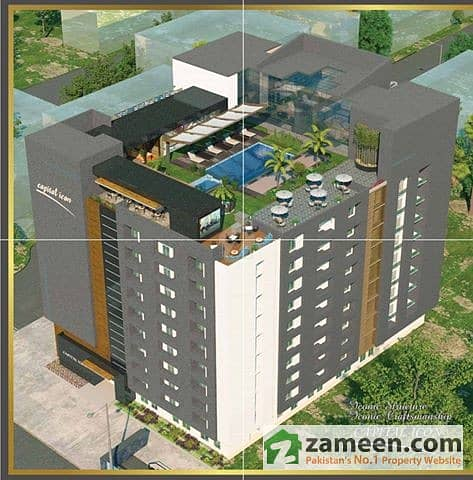 Capital Icon Residential Apartments On 3 And Half Year Installments