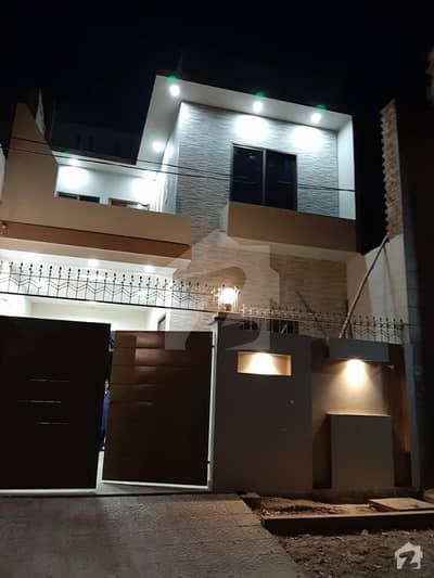5 MARLA THREE PORTION NEW HOUSE IN NEW SHALIMAR