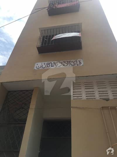 Apartment in Qayyumabad 2nd Floor